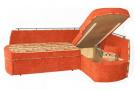 Угловой диван  Яна ящик для белья