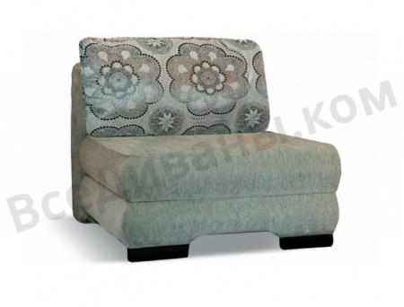 Кресло Фиджи вид сбоку