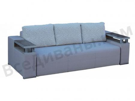 Прямой диван Орлеан вид спереди