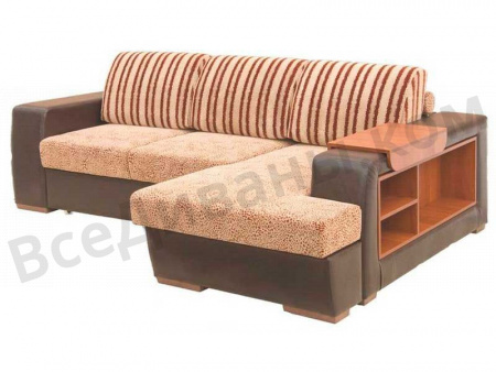 Угловой диван  Комфорт вид справа