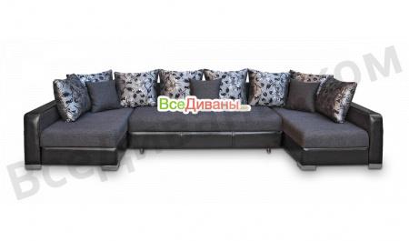 Угловой диван  Бум вид спереди