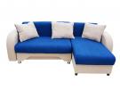 Угловой диван  Апрель вид спереди