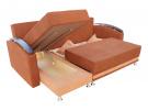 Угловой диван  Валенсия-2 . 2 ящика для белья