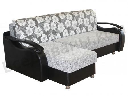 Угловой диван  Плаза вид спереди