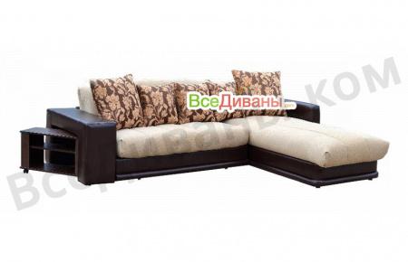 Угловой диван  Максимус вид слева