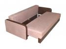 Прямой диван Ясмин ящик для белья