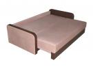 Прямой диван Ясмин в разложенном виде