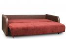 Прямой диван Венеция 2 (Натали 2) в разложенном виде