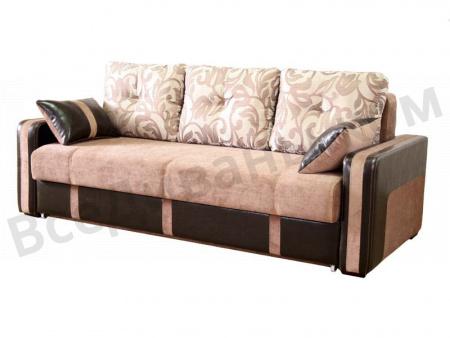 Прямой диван Фокс люкс вид справа