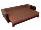Прямой диван Татьяна-6 (Дэли-6) в разложенном виде