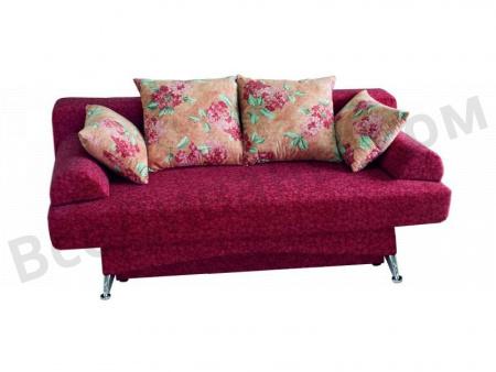 Прямой диван Этюд-8 вид спереди
