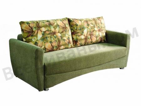 Прямой диван Этюд-9 вид слева