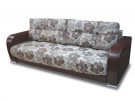 Прямой диван Соренто АРТ вид спереди