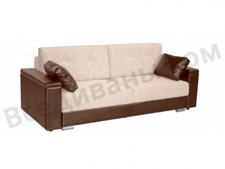 Прямой диван Сиена-4 вид слева