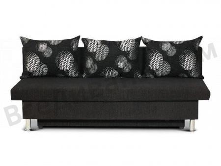 Прямой диван Брест-1 вид спереди
