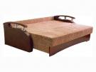 Прямой диван Этюд-18 в разложенном виде