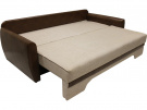 Прямой диван Наташа-2 в разложенном виде