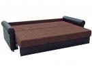Прямой диван Арабель в разложенном виде