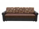 Прямой диван Арабель вид спереди