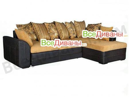 Угловой диван  Калифорния (Мюнхен) вид слева