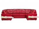 Угловой диван  Блекфут-3 вид спереди