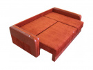 Угловой диван  Лорьян в  разложенном виде