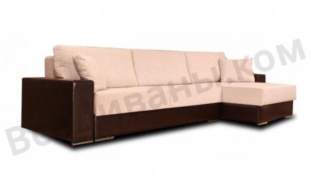 Угловой диван  Омега вид слева