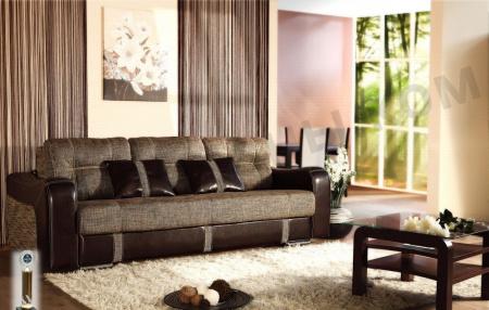 Прямой диван Вендор - Джеральд 1 в интерьере