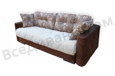 Прямой диван Амстердам люкс вид справа