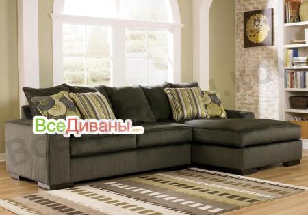 Угловой диван  Кормак-1 вид слева