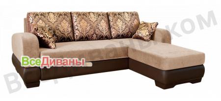 Угловой диван  Цезарь Вид слева