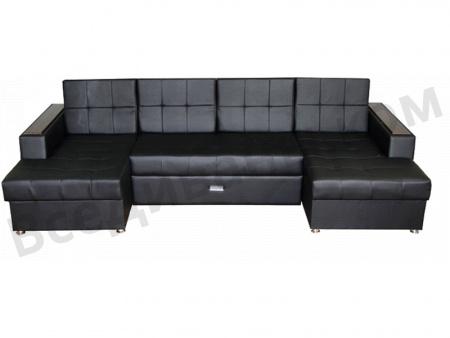 Угловой диван  Ампер