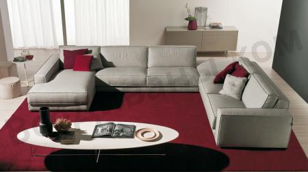 Угловой диван  Софт 3