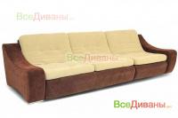 Прямой диван Монреаль, вариант 6