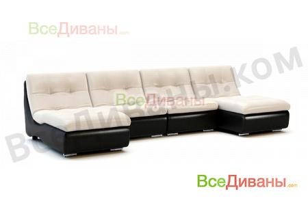 Угловой диван  Монреаль, вариант 5