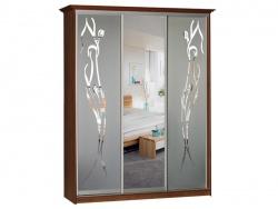 Концепт-27 с зеркалами и пескоструйным рисунком