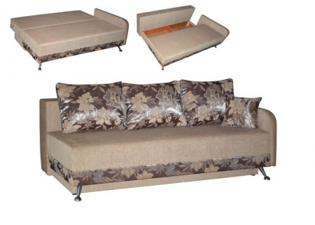 Прямой диван Азалия