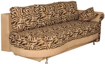 Прямой диван Виолетта