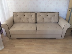 Прямой диван Камелия