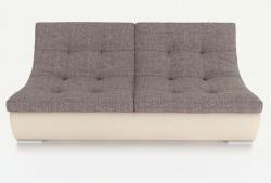 Прямой диван Монреаль французская раскладушка, Вариант 5