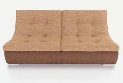Прямой диван Монреаль французская раскладушка, Вариант 3