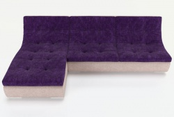 Угловой диван  Монреаль-2 французская раскладушка, Вариант 4