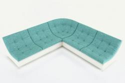 Угловой диван  Монреаль-3 французская раскладушка, Вариант 6