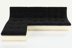 Угловой диван  Монреаль-2 французская раскладушка, Вариант 5
