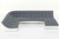 Угловой диван  Монреаль-4 французская раскладушка, Вариант 5