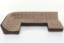 Угловой диван  Монреаль-4 французская раскладушка, Вариант 1