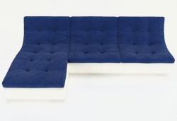 Угловой диван  Монреаль-2 французская раскладушка, Вариант 3