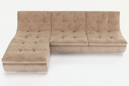 Угловой диван  Монреаль-2 французская раскладушка, Вариант 2