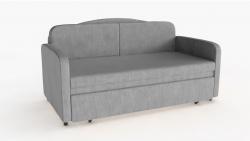 Прямой диван Балу детский, вариант 3