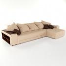 Угловой диван  Дубай, вариант 5